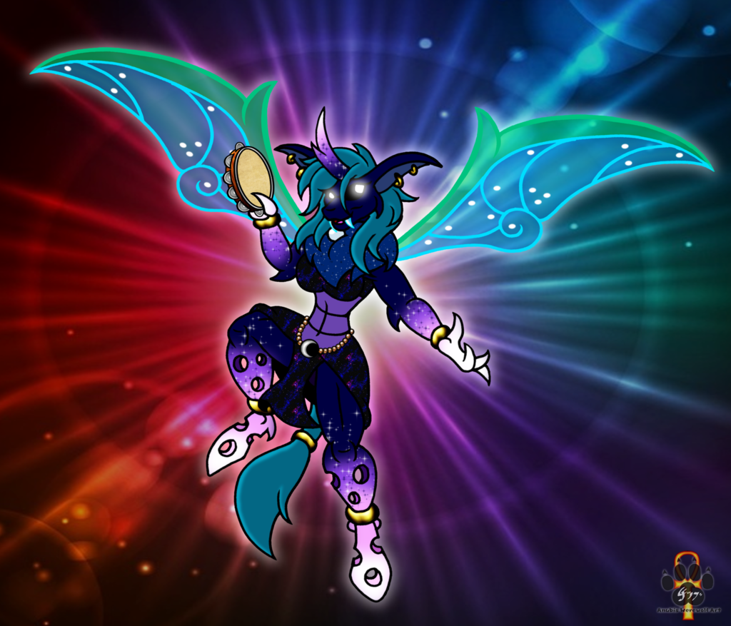 Midnight the Tantabus Changeling