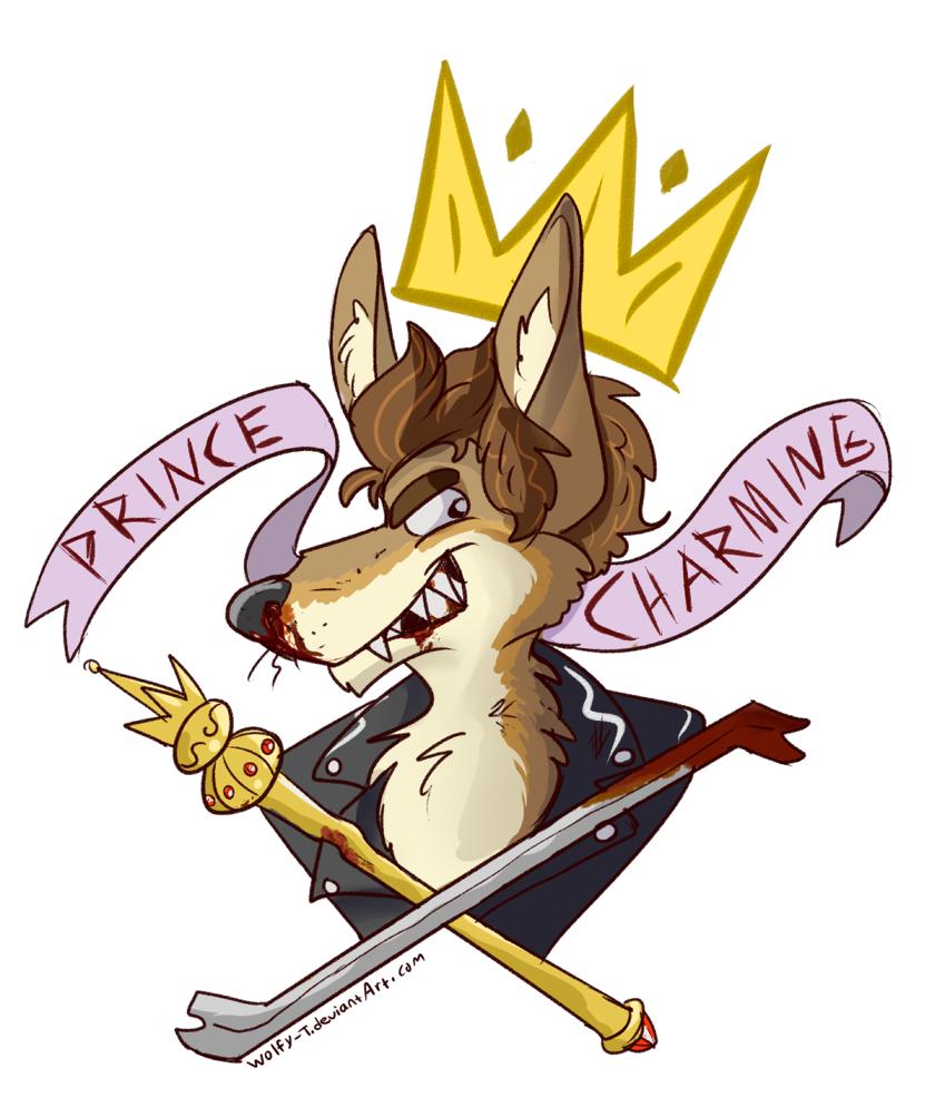 Art Trade: Prince Charming