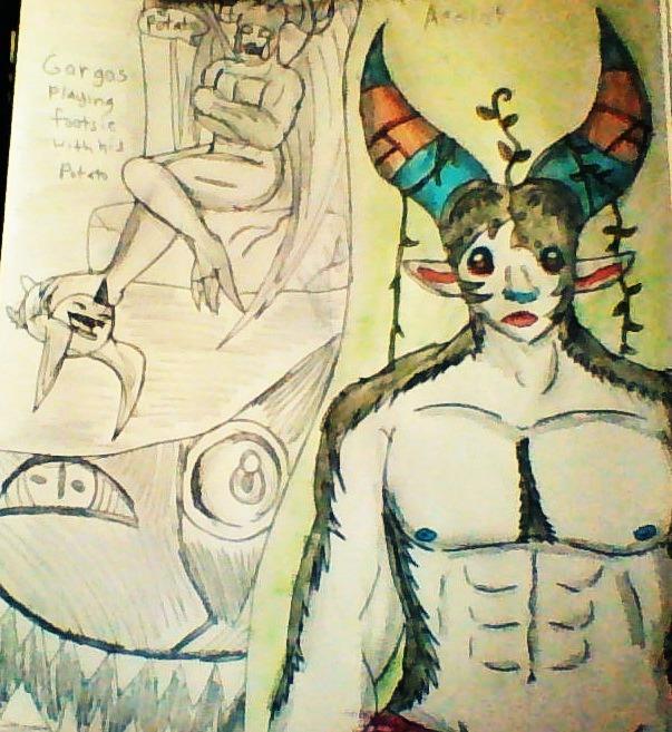 Most recent image: Acolot,fanart and doodle