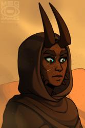 Queen of the Sands