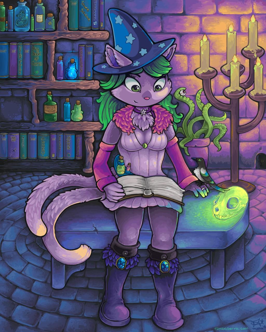 Emerey the Alchemist