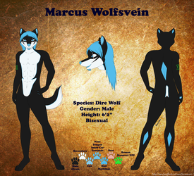 [Commission] Marcus Reference