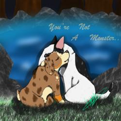 .:.Not a Monster.:.