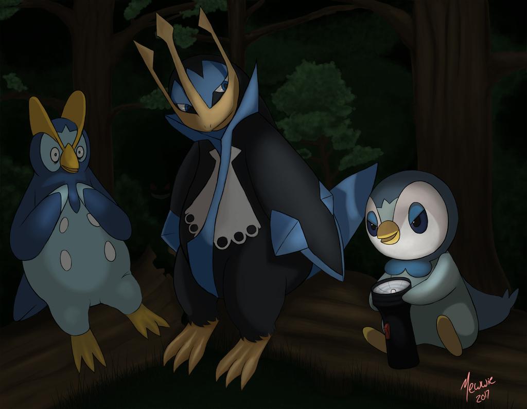 Pokemon Challenge #153