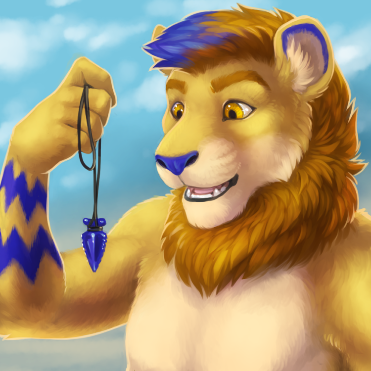 Featured image: [COM] Story-time: Sapphire Arrowhead Necklace Origins