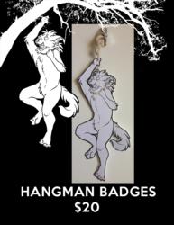 Hangman Badges DEMO - $20