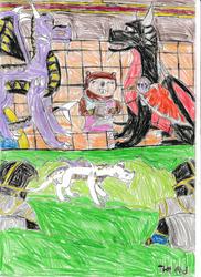 Legend of dragon: Great guilt:Pg 13