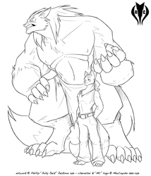 [COM] True Monster (Inks) (by Jolly Jack)