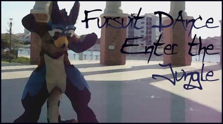 Personal - Fursuit Dance 'Enter the Jungle'