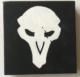 mini painting: Reaper