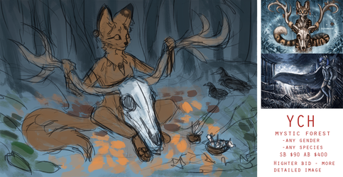 YCH Mystic forest