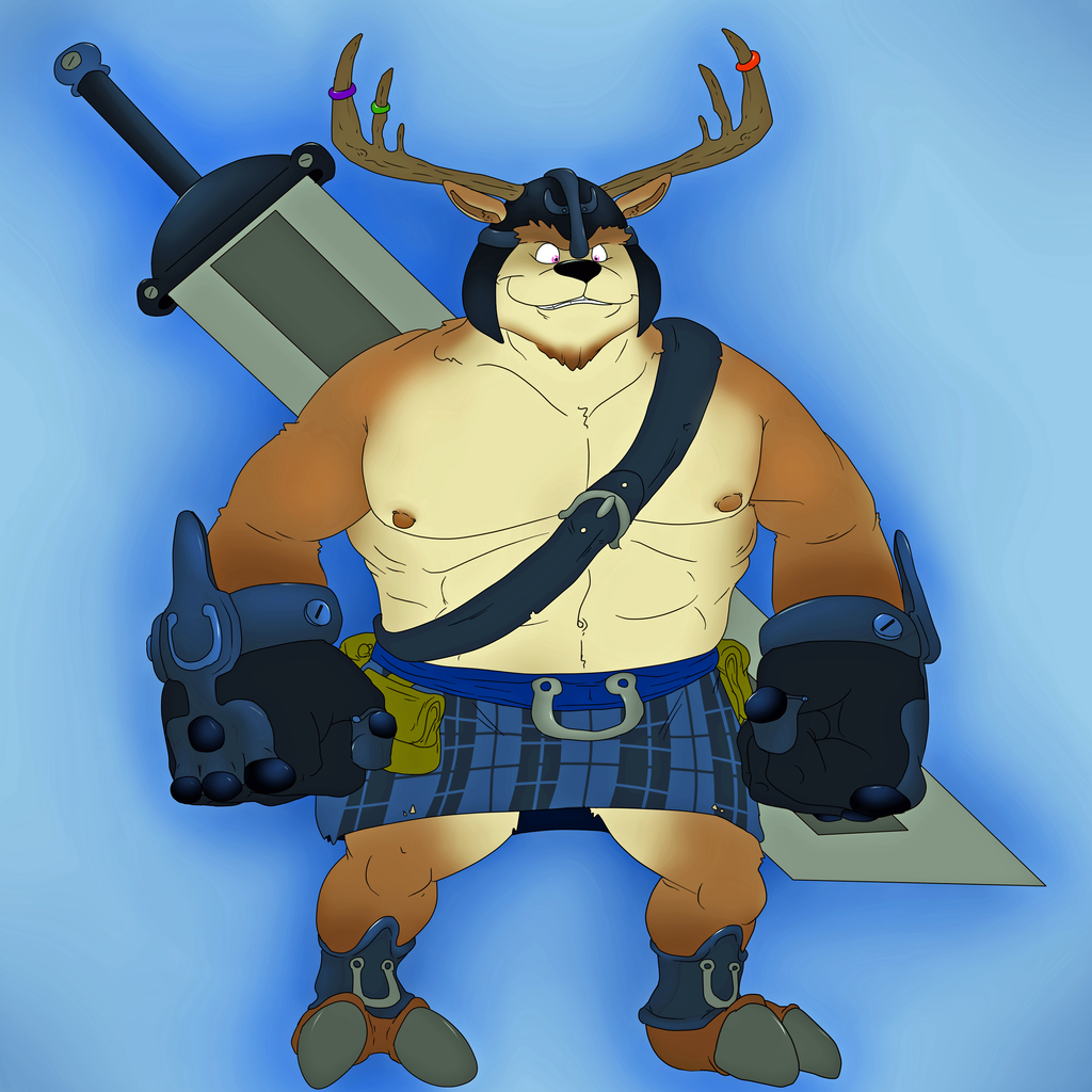 Donner Faust, Barbarian