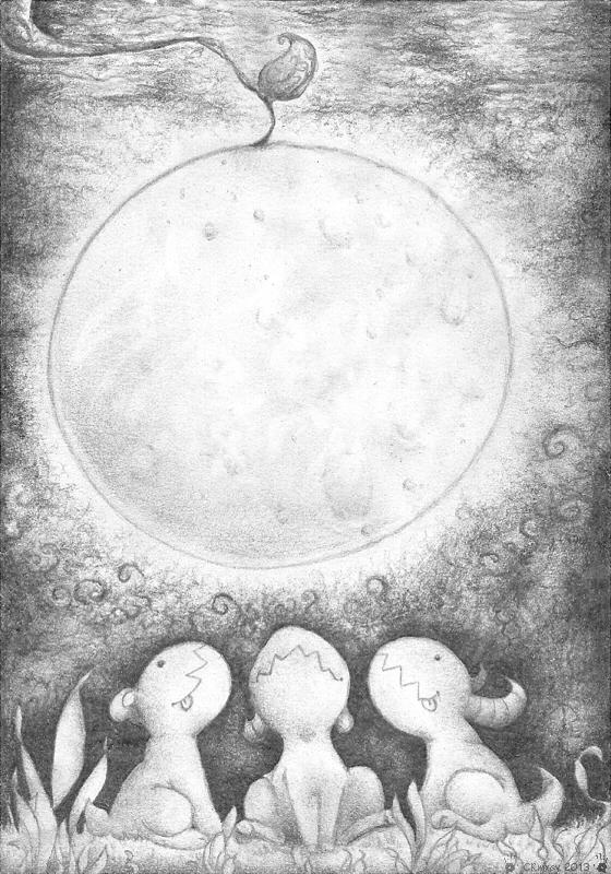 Eat the Moon!