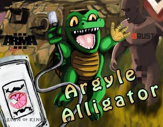 Argyle Alligator Fan Art Tribute VIDEO