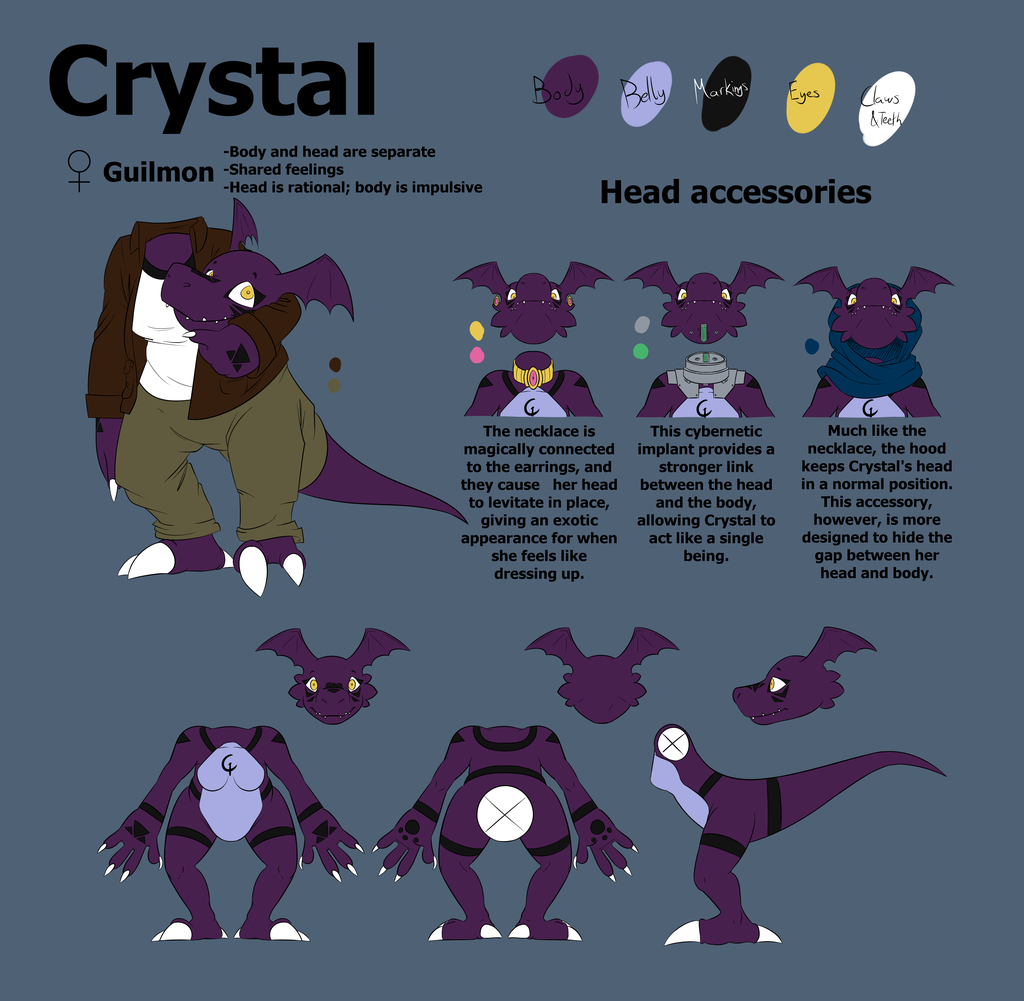 Crystal's Ref Sheet