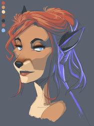 Endora ref by Ashryn