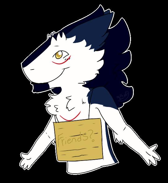 [OPEN] Taking 1 Sergal Drawing Request