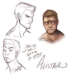 DAO - Alistair Busts