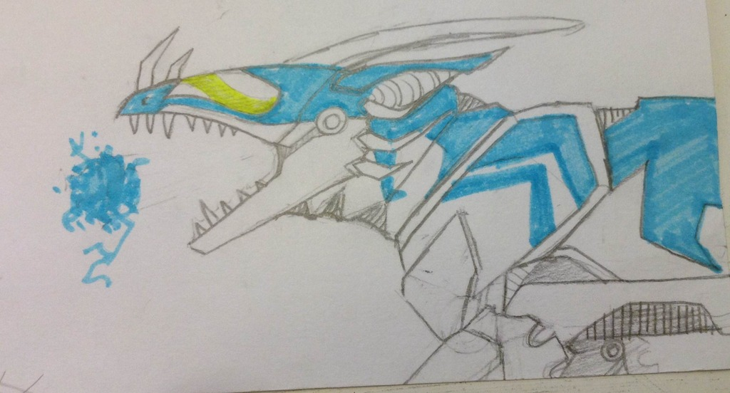 Most recent image: Robot Kentiri