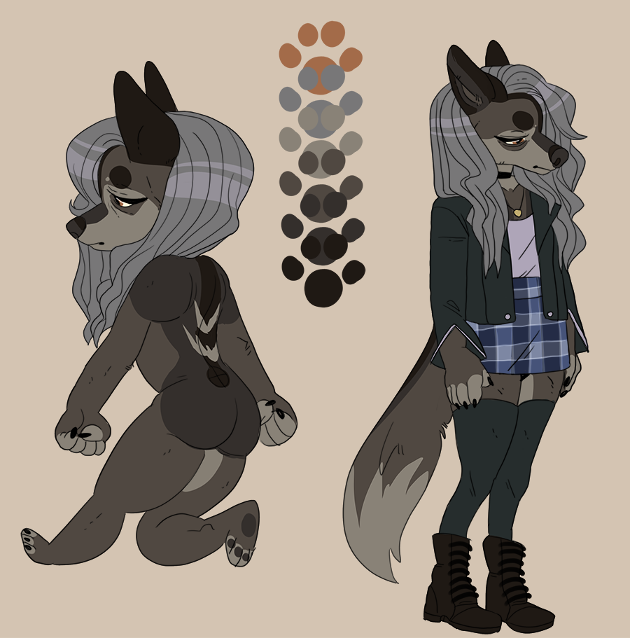 Character Design Commission Price : Character design commission tantrum weasyl
