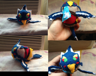 Breath of the Wild Champion Revali Tsum - commission for lizzieanne98