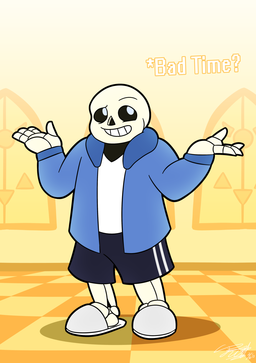 Bad Time?