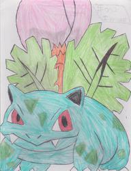 #002 Ivysaur