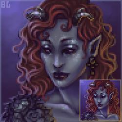 Portrait: Mahlat (II)