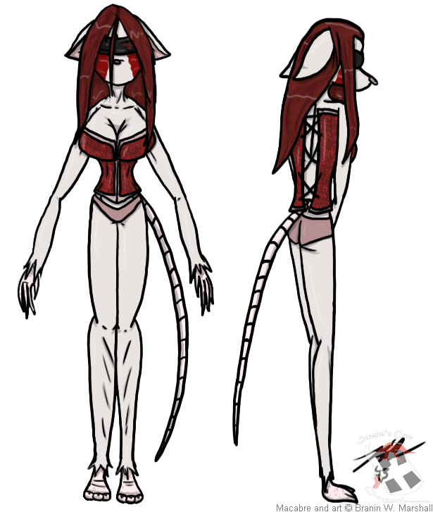 Macabre Undergarments