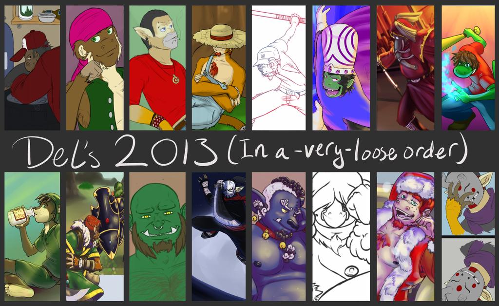 2013 in a nutshell