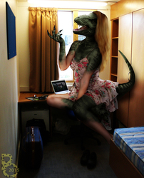 Jurassic Dorm
