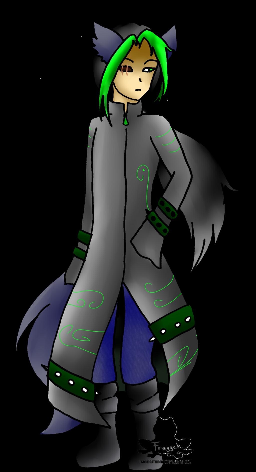 Custom Werewolf