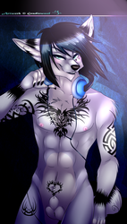 Music makes me feel sexy~