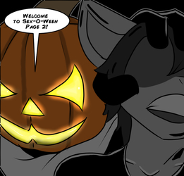 Sex-O-ween Page 2