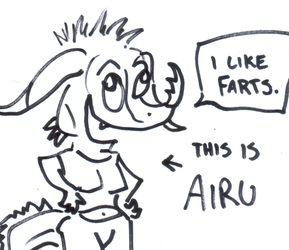 THIS IS AIRU