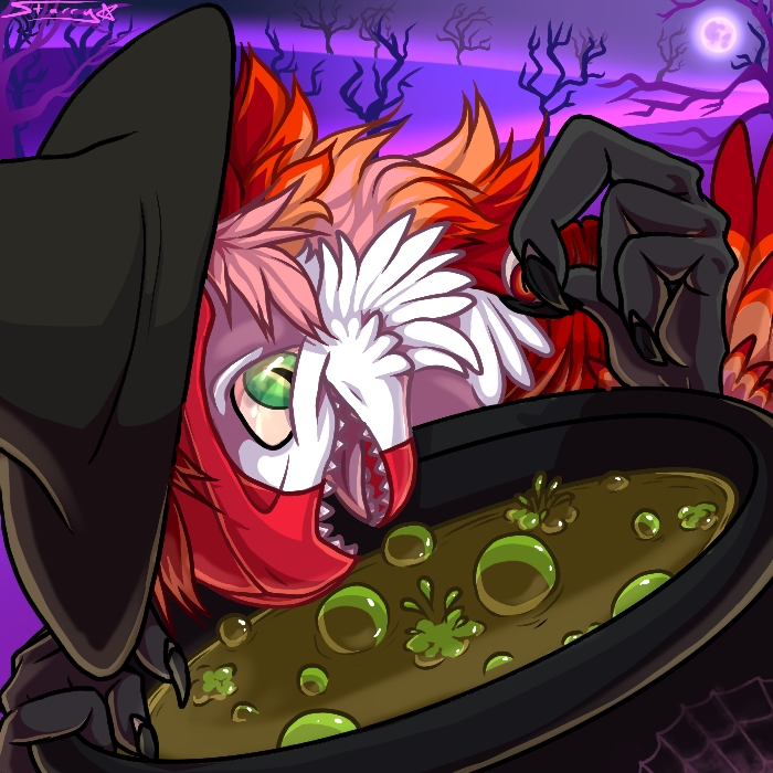Solana Halloweeny Icon