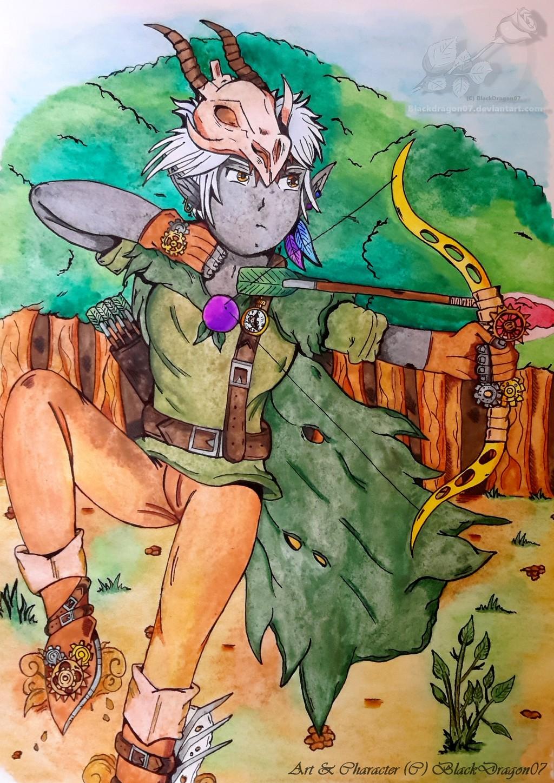 Hunting ...