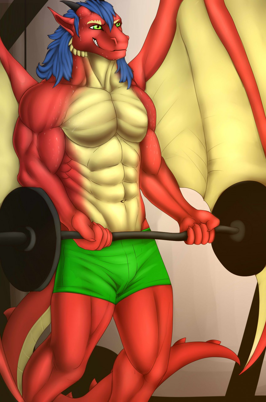 Weightlifting (by Marsel-Defender)