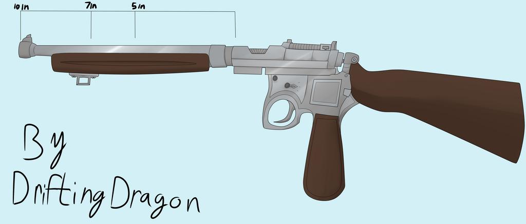 HRE TK-4 Carbine