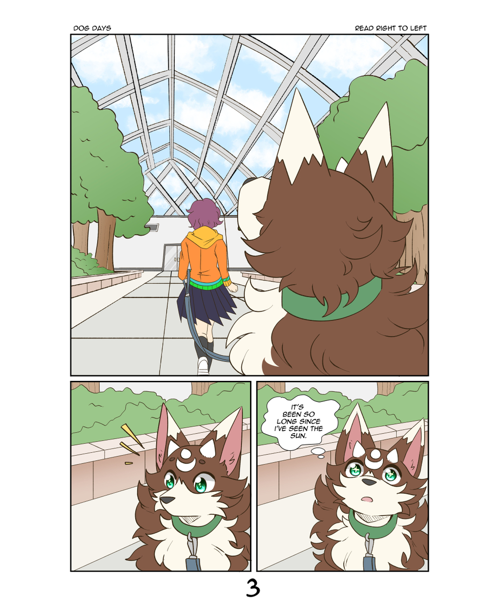 Dog Days - Page 3