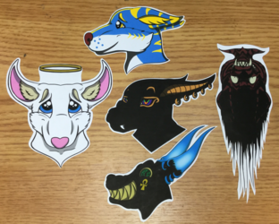 Introducing Sticker Commissions!