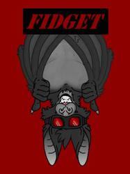 Fidget Badge (Revamped)