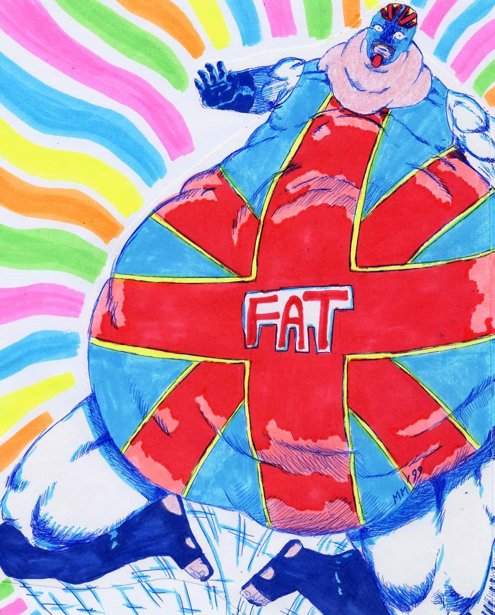 Fat Jack in troubles