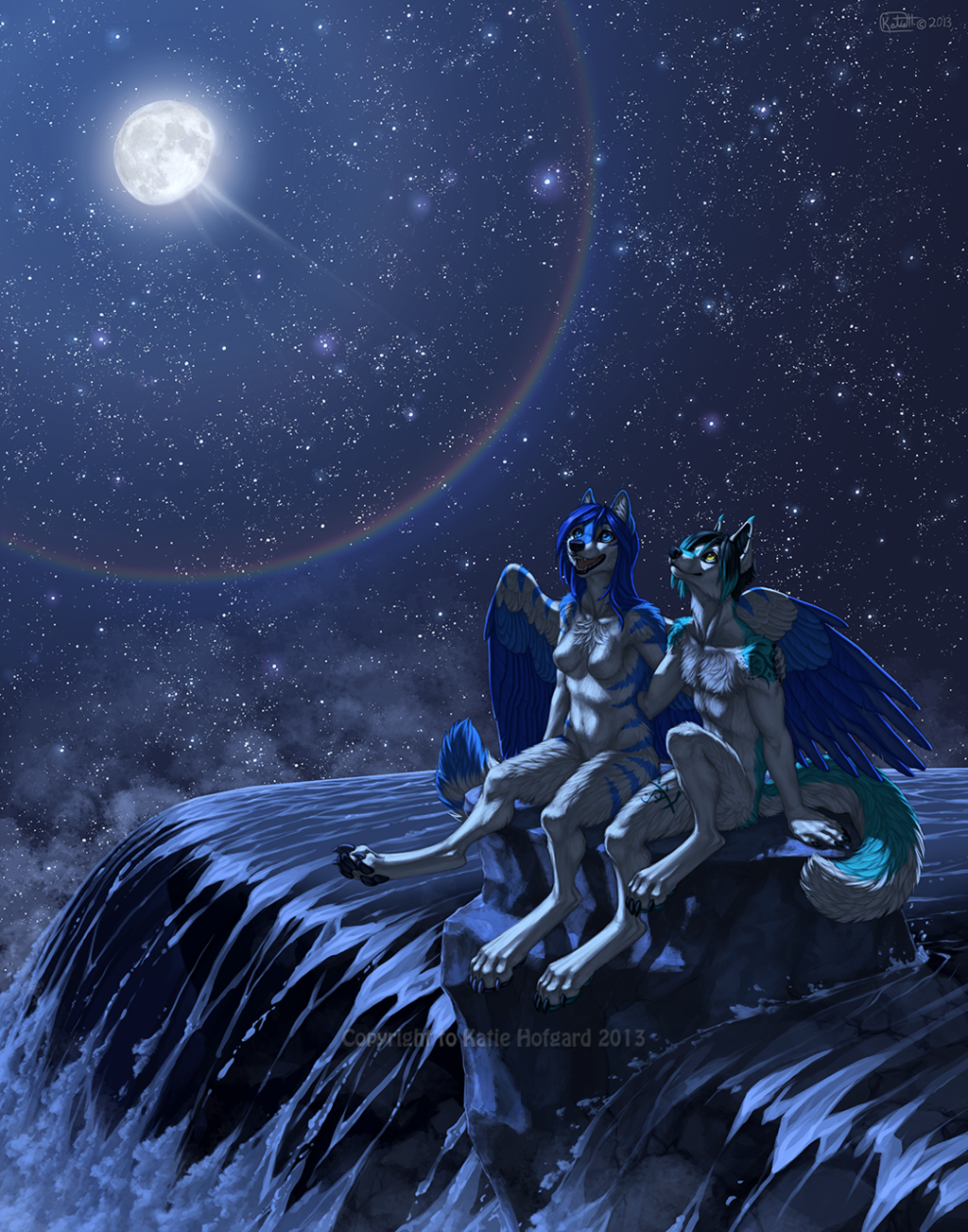 Casting Beyond The Moon