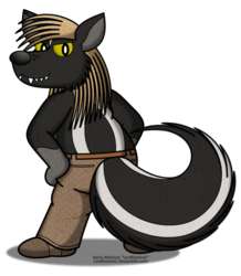 Scungy Skunk