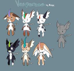 Vesperoos Batch 1