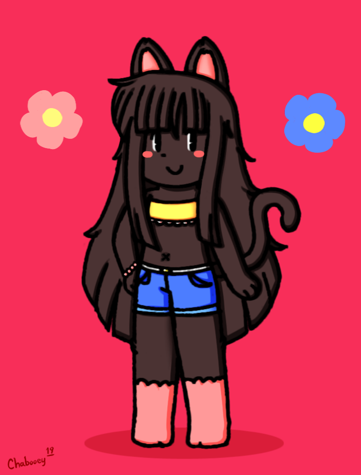 Most recent image: Black Kitty