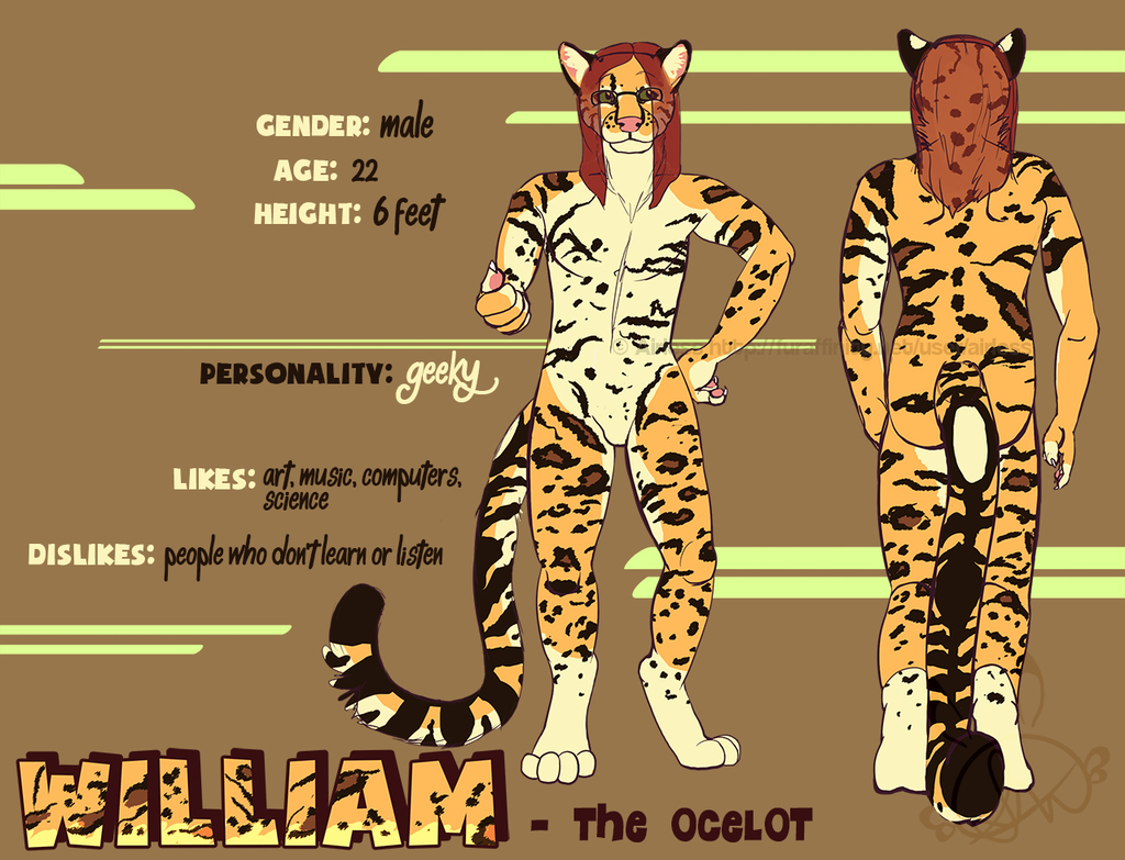 William Reference Sheet