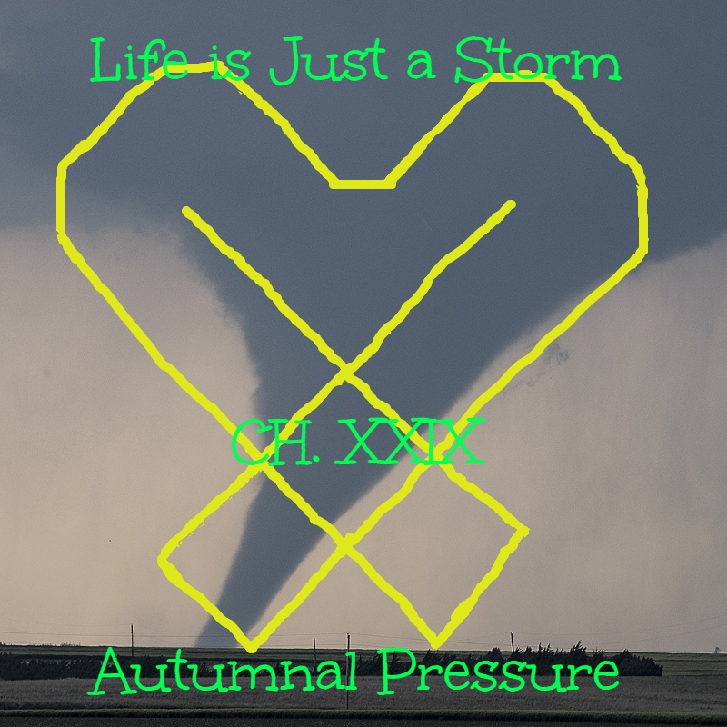 Life is Just a Storm- Chapter 29- Autumnal Pressure