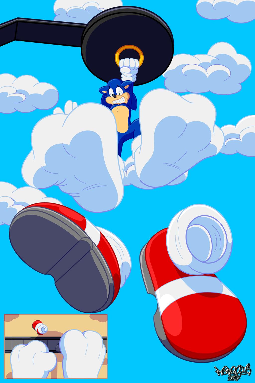 Junkyard Troubles (Socks)